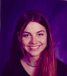 Amy Lee in high school