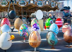 Eggclusive: A Look at the Most Stylish Egg Hunt in the World, Happening in NYC. #Easter