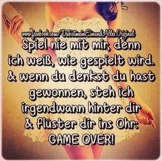 GameOver - ich hab gelernt wie man spielt!!!