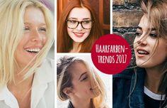 Neu bei Rossmann - entdeckt die Haarfarben-Trends 2017 mit Isana Professional