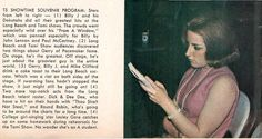 Lesley Gore - Teen Screen - January 1965 - T. Show Time Souvenir Album - Lesley Gore, Vintage Magazines, Paul Mccartney, Greatest Hits, John Lennon, January, Teen, Album, T Shirts For Women