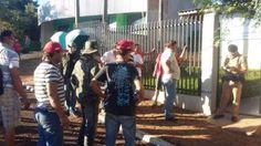 Rio Bonito - Integrantes do MST ameaçaram invadir o destacamento da Polícia Militar