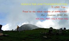 Trekking in Indian Himalayas with Himalayan Adventurers - Manali...... Escort in Himalaya since 1986...