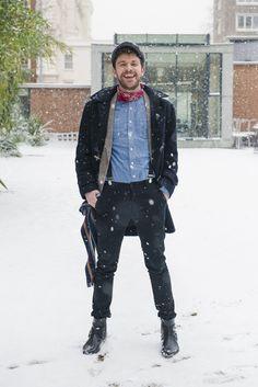London Street Fashion -bandana, suspenders, ankle boots http://www.studentrate.com/fashion/fashion.aspx