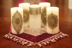 Image result for henna candle