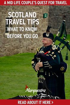 Before going to Scotland travel tips you need to know...Get all the advice before going to Scotland you need to know right here. Scotland Travel Tips | Couple travel to Scotland | Road Trip Scotland | Scotland Recommendations | Traveling to Scotland