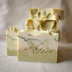 Simply Soap   French Pear