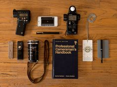 SUBMISSION:  Tools for cinematography by Kai Saul.