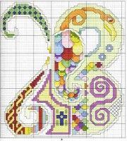 """Gallery.ru / OlgaHS - Album """"Alphabet celtique"""""""