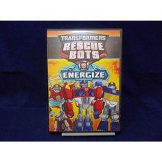 Transformers Recue Bots Energize 2013 TV DVD  #Transformers #RescueBots #Energize #DVD #Animation #TV #eBid
