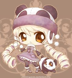 .:Chibi1Panda Entry:. by PhantomCarnival.deviantart.com on @deviantART