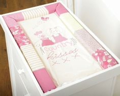 Silvercloud Country Kisses Changing Mat Pink from #norooni