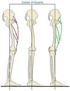 Hyperextending the knees is a common postural mistake we all make, but it can speed up the degeneration of our spines.