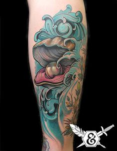 Neo Traditional Tattoo & Flash: Photo