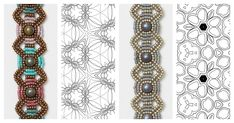 Sit Back, Relax, and Zentangle: How One Bracelet Changed My Perspective on Beading - Interweave