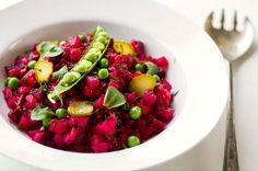 Ukrainian Vinegret Salad with Beetroot   Eat Drink Paleo