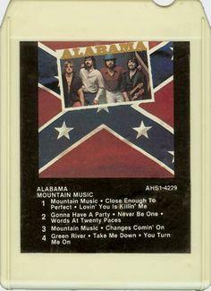 Alabama - Mountain Music - 8 Tack