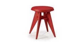 Banco Esquadros Vermelho - Móveis e objetos de design assinado - Entrega em todo o Brasil