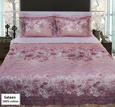 Queen Comforter Sets King Sizes , Sateen Luxury Queen Bedding Sets King Sizes 6 Pieces