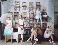 Obsessing: Vogue Jan 2012
