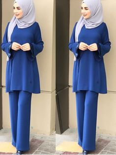 Casual Hijab Outfit, Hijab Chic, Hijab Dress, Casual Dresses, Girls Dresses, Ways To Tie Scarves, Jogging, Designer Party Wear Dresses, Hijab Fashionista