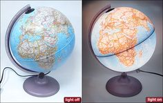 Charleston Classic Illuminated #Globe #Stanfords