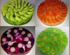 Spring Selections - Artfully-designed Fruity Scented Soap Cakes - Designer Soap, Glycerin Soap, Gift Soap, Handmade Soap, Specialty Soap