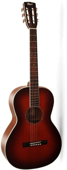 Cort Guitars unveil the new a small body parlor guitar with solid cedar top and vintage style specs. Cort Guitars, Small Guitar, Vintage Style, Vintage Fashion, Cool Electric Guitars, Guitar Body, Gibson Les Paul, Music Is Life, Body Shapes