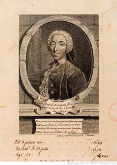DAQUIN, Louis-Claude (1694-1722) / Contemporains / Quelques compositeurs français des XVIIe et XVIIIe siècles / APPROFONDIR / Accueil - Rameau 2014