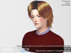 Mayims: May_TS4_Hair127M
