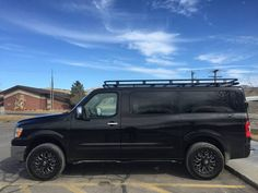 image - TANK NV - Photo Gallery - Nissan NV Owners Forum