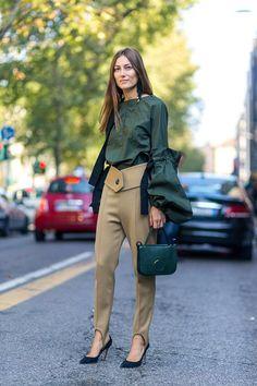 Giorgia Tordini's Street Style Evolution