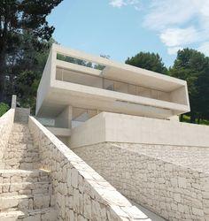 Casa Oslo by Ramón Esteve Estudio
