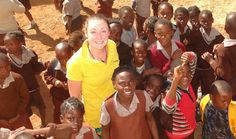 The story of how Helen (age 33) traveled and volunteered around AFRICA by herself. Learn how she did it and how you can too!