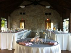 king style seating sweetheart table at promontory point