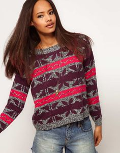 ASOS Pattern Sweater