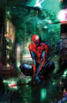 Spiderman & Spiderman 2099