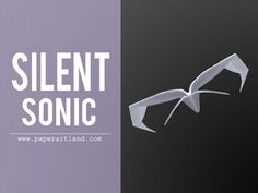 ▶ How to make an Awesome Paper Airplane - Silent Sonic | Extremely Difficult!:) - YouTube