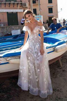 Prom Dresses Lace #PromDressesLace, Prom Dresses Long #PromDressesLong, Prom Dresses Unique #PromDressesUnique, Lace White Prom dresses #LaceWhitePromdresses, Prom Dresses White #PromDressesWhite
