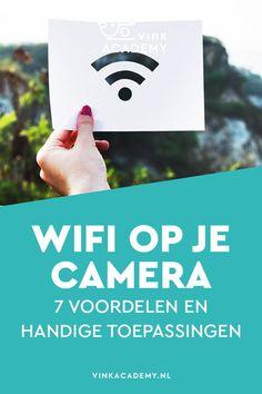 Fotografietips voor beginners; wifi op je camera; 7 voordelen en handige toepassingen om je camera (Nikon, Canon, Sony) te verbinden met je iPhone of Android Smartphone #fototips #fotografietips #wifi