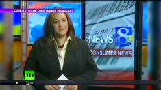 Mindless Media: News anchors from over a dozen US networks all reading t...