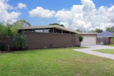Stunning mid-century modern home with amazing architectural detail in the popular Westbury subdivision.  Westbury is close to major freeways, shopping & restaurants.  This home is larger than most homes in the neighborhood.