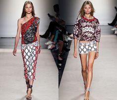 (5) Isabel Marant at Paris Fashion Week