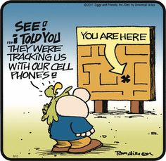 Ziggy- tracking our cell phones