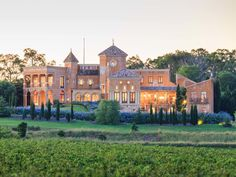 Hotelier Sam Arnaout has again staked his claim on Sydney's trophy home market by buying the Hunter Valley estate Sweetwater as his weekender. Hunter Valley Winery, Farm Shed, Wine Stand, Wine Auctions, Wine Baskets, Plunge Pool, Rock Pools, Gifts For Wine Lovers, French Oak