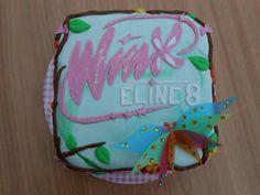 Winx taart