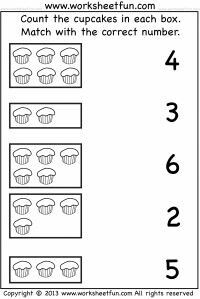 math worksheet : count and match  numbers 1 50  one worksheet  math worksheets  : Counting Math Worksheets