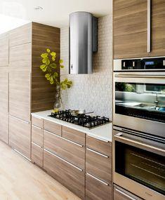Kitchen design - Kitchen design: Light modern renovation