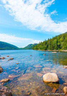 Acadia - Bar Harbor, Maine on ASpicyPerspective.com #travel