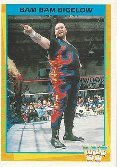 Wwf Superstars, Wrestling Superstars, Wrestling Stars, Wrestling Divas, Bam Bam Bigelow, Star Trek Posters, Wwe Tna, Wwe Wallpapers, Love And Basketball